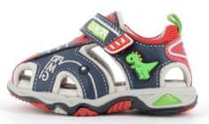 Primigi 7450911 sandale za dječake, svjetleće