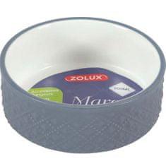 Zolux MARGOT 200ml kerámia tál rágcsálóknak szürke