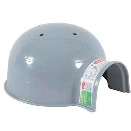 Zolux IGLO műanyag ház rágcsálóknak 165x190x90mm szürke