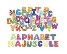 Vilac Dřevěné magnetky abeceda