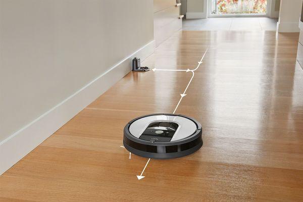 iRobot Roomba 971 schody