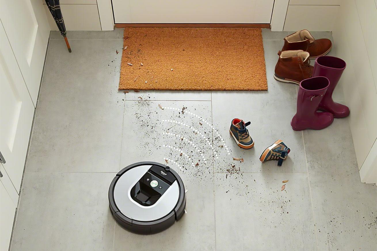 iRobot Roomba 971 Veľkokapacitný umývateľný zberný kôš Aero