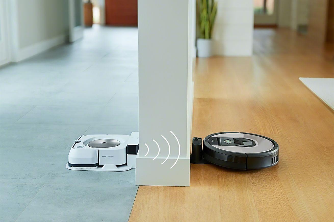 iRobot Roomba 971 funkcia virtuálnej steny