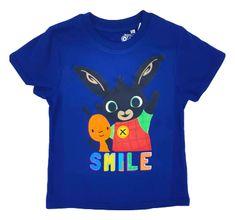 """SETINO Fiú póló """"Bing"""" - kék"""