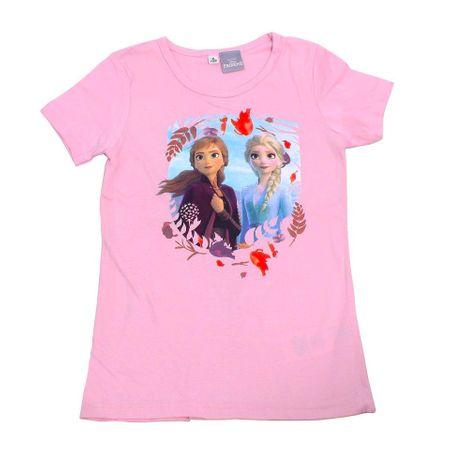 """SETINO Lány póló """"Jégvarázs 2 """" - világos rózsaszín - 104 / 3–4 év"""