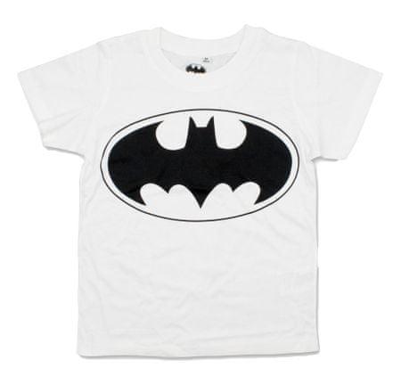"""SETINO Fiú póló """"Batman"""" - fehér - 140 / 9–10 év"""