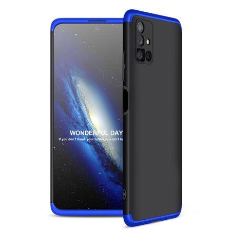 GKK 360 Full Body műanyag tok Samsung Galaxy M51, kék