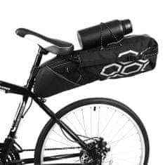 MG Roomy torbica za kolo pod sedežem 12L, črna