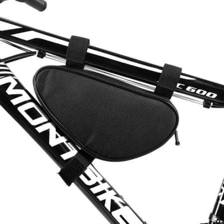MG Bicycle Bag kerékpáros táska 1.5L, fekete