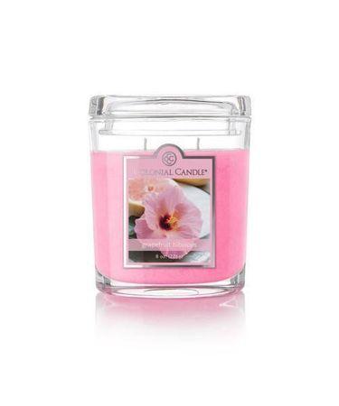 Colonial Candle Grapefruit Hibiscus mirisna svijeća, 623 g