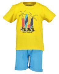 Blue Seven chlapecký set tričko a kraťasy 826007 X