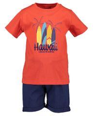 Blue Seven chlapecký set tričko a kraťasy 826007 X_1