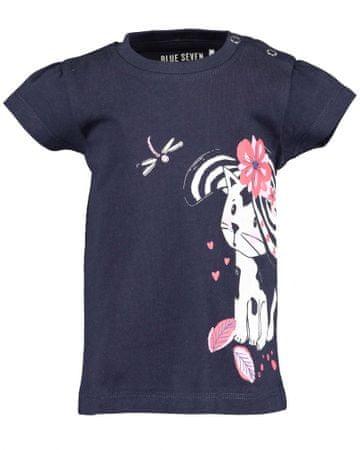 Blue Seven Lány póló 901098 X_2, 74, sötétkék
