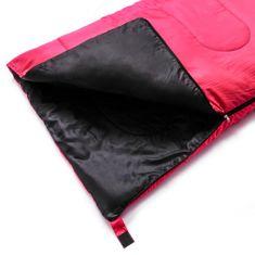 MTR Spací vak Dreamer, ružový / čierny T-241-RU