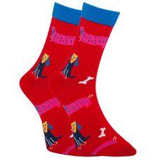 Dots Socks Veselé ponožky psi (DTS-SX-405-W)