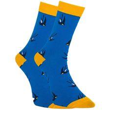 Dots Socks Veselé ponožky vlaštovky (DTS-SX-448-N)