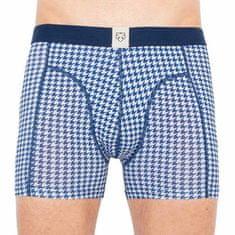 A-dam Pánske boxerky modré (SCHELTO)