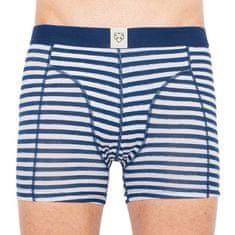 A-dam Pánské boxerky modré (FONS)
