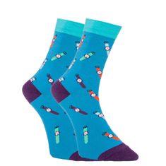 Dots Socks Veselé ponožky hodinky (DTS-SX-408-G)