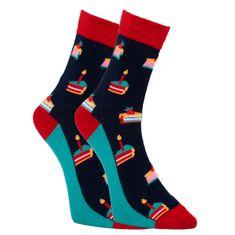 Dots Socks Veselé ponožky dorty (DTS-SX-460-G)