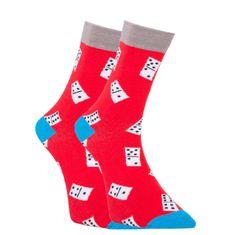 Dots Socks Veselé ponožky domino (DTS-SX-409-W)