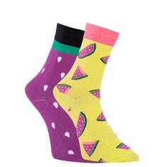Dots Socks Veselé ponožky meloun (DTS-SX-462-R)