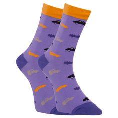 Dots Socks Veselé ponožky auta (DTS-SX-455-F)