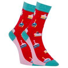 Dots Socks Veselé ponožky dortíky (DTS-SX-461-W)
