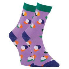Dots Socks Veselé ponožky kšiltovky (DTS-SX-450-F)