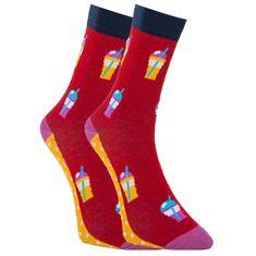 Dots Socks Veselé ponožky drink (DTS-SX-418-R)