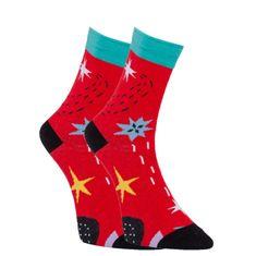 Dots Socks Veselé ponožky hvězdy (DTS-SX-421-W)