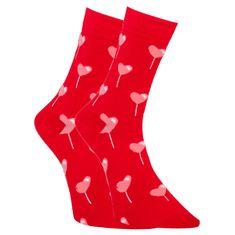 Dots Socks Veselé ponožky srdíčka (DTS-SX-488-W)
