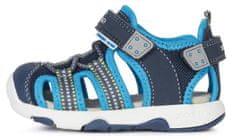 Geox chlapčenské sandále SANDAL MULTY B920FB 05014 CF44D