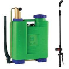 Strend Pro Postrekovac GDM® ROSY 12, nyplen, 13 lit., chrbtový