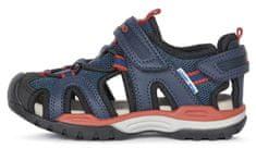 Geox chlapecké sandály BOREALIS J020RA 014ME C0735
