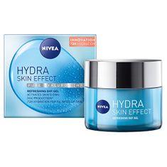Nivea Osviežujúci denný hydratačný gél Hydra Skin Effect (Refreshing Day Gel) 50 ml