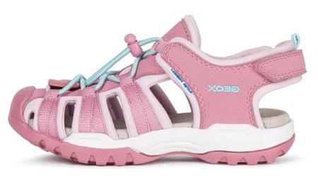 Geox Lány szandál BOREALIS J020WB 05015 C8230, 37, rózsaszín