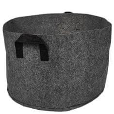 HomeOgarden PlantIN vreća za sadnju, 56 L, siva
