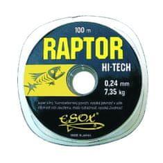 Esox Rybářský vlasec Esox Raptor Hi-Tech