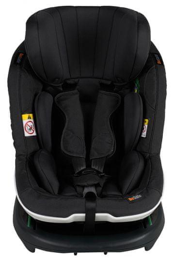 BeSafe iZi Modular X1 i-Size Premium Car Interior Black