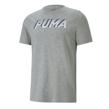 Puma Modern Sports Logo Tee, 585818-03 | UK XXL | XXL EUR