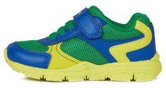Geox chlapecké tenisky NEW TORQUE J027NA 0FE14 C4165