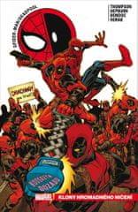 Robbie Thompson: Spider-Man / Deadpool Klony hromadného ničení