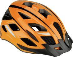 FISCHER 86731 Urban Sport cyklo helma oranžová S/M 2018
