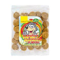 Wolfberry Kapičky z kapsičky BIO od Wolfíka - jablko, banán, špenát 18 g