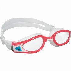 Aqua Sphere Plavecké brýle KAIMAN EXO Lady - čirá skla červená