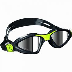 Aqua Sphere Plavecké okuliare Kayenne zrkadlové sklá zelená