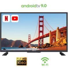 Manta 32LFA120D FHD LED televizijski prijemnik, Android TV