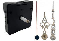 HERMLE Komplet urni mehanizem s kazalci