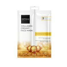 Gabriella Salvete Arcápolómaszk Collagen (Creamy Face Mask) 2 x 8 ml
